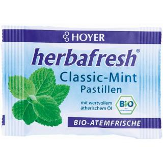 herbafresh Classic Mint Pastil