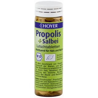 Propolis & Salbei Lutschtabl.