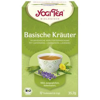 Basische Kräuter Yogi Tee 17 Stk