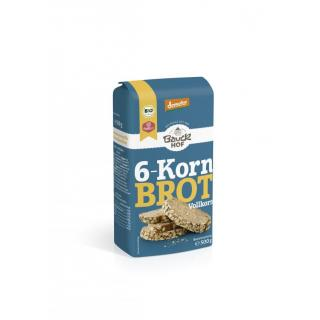 Backmischung 6-Korn-Brot