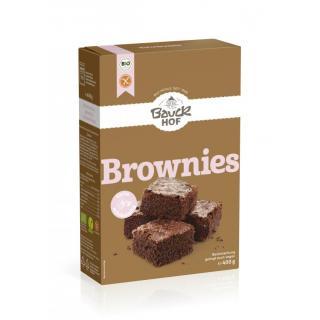 Backm. Brownies, glutenfrei