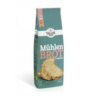 Backmischung Mühlenbrot 7 Saaten gf