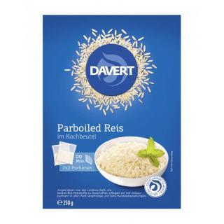 Parboiled Reis im Kochbeutel