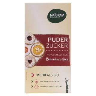 Puderzucker, Roh-Rohrz.feingem