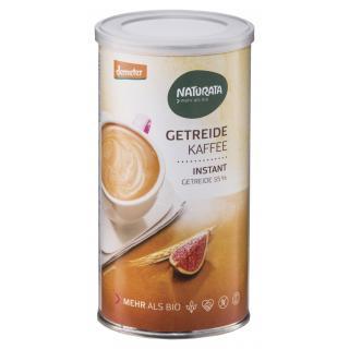 Getreide-Kaffee Instant