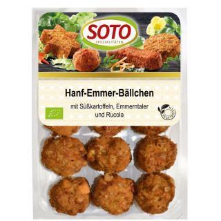 Hanf-Emmer-Bällchen 180 g