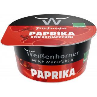 Frische Paprikacreme von Weißenhorner