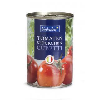 bioladen Cubetti,  Tomatenst.