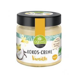 Kokoscreme Vanilla