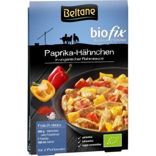 Bio fix Paprika Hähnchen