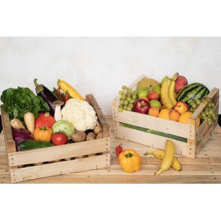 Obst & Gemüsekiste klein